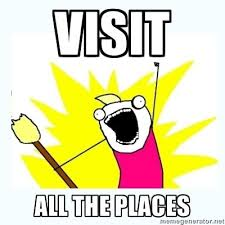 visit all places